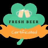 Fresh-beer-certificated